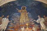 Apsismosaik der Kirche