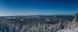 Winter Landscape Harz National Park