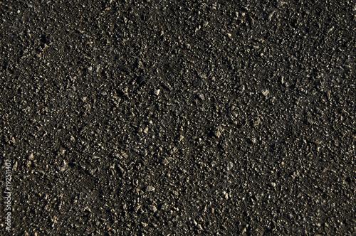 Deurstickers Stenen Asphalt Pavement Texture. Top View of Road Texture Background. Rough Surface