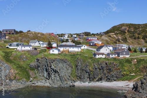 Deurstickers Canada Newfoundland