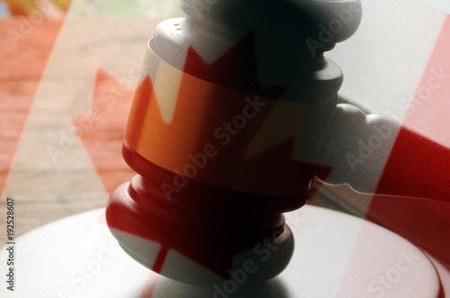 Papiers peints Canada Canada