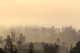 Sunrise in cemoro lawang near mount Bromo - 192530615