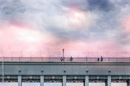 Aluminium Lichtroze Color the horizon
