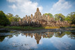 Bayon temple, Siem Reap, Cambodge - 192538468