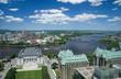 ottawa aerial view