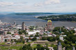 Quebec City Aerial View