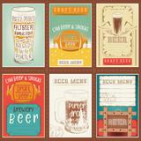 Beer Posters Set - 192601602