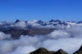 Cumbres de los pirineos superiores a los 3000 metros sobre el nivel del mar