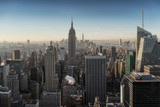 New york skyline seen from above. - 192613457