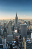 New york skyline seen from above. - 192614040