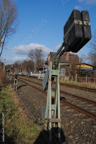 Bahnanlage
