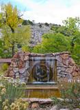Fountain at Ojo Caliente Hot Springs - 192623227