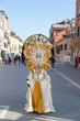 Masks in Carnival of Venice.