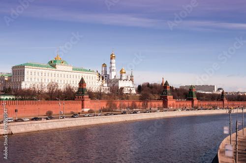 Aluminium Moskou The Kremlin, Moscow