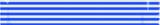 マスキングテープ 青いストライプパターン