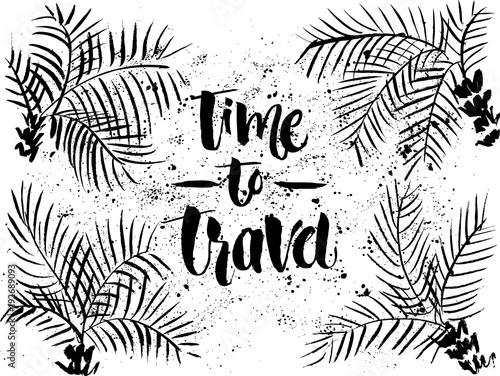inscripcion-tiempo-de-viaje-letras-de-aventura-ilustracion-vectorial-caligrafia-para-la-tipografia-impresa