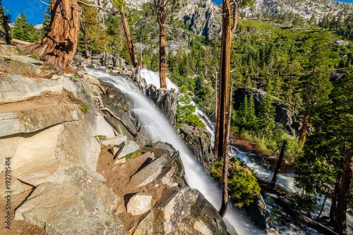 Eagle Falls at Lake Tahoe - California, USA - 192705414