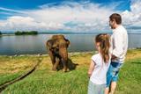 Family at Udawalawe National Park - 192712273