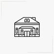 house line icon - 192717473