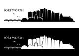 Fort Worth skyline, Texas - 192718487