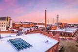 Durham, North Carolina, USA Skyline. - 192719659