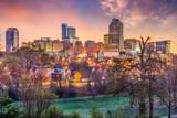 Raleigh, North Carolina, USA Skyline. - 192720012