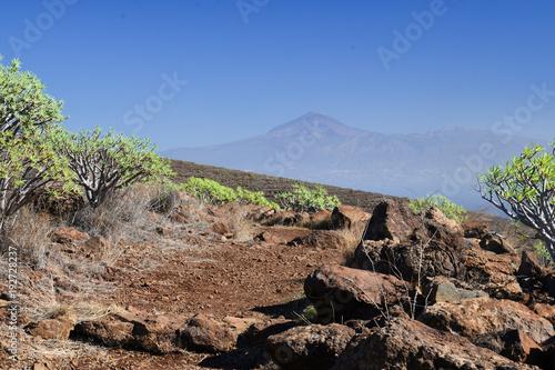 Aluminium Cappuccino La Gomera: hike from Playa de Santiago to San Sebastian