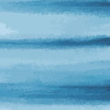 blue watercolor texture background, striped, hand painted vector illustration - 192734685