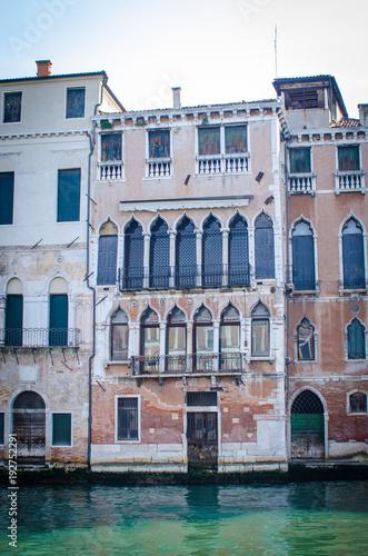 Fototapeta Historical venice house