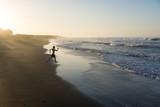 Courir vers la mer - 192773052