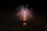 まっすぐ上がる打ち上げ花火 - 192780290