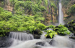 Kapas Biru Waterfall, East Java, Indonesia - 192790488