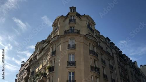 Wall mural Paris - Immeuble