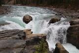 Top Of Sunwapta Falls, Jasper National Park, Alberta