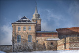 fortress of Akershus - a castle in Oslo - 192851621