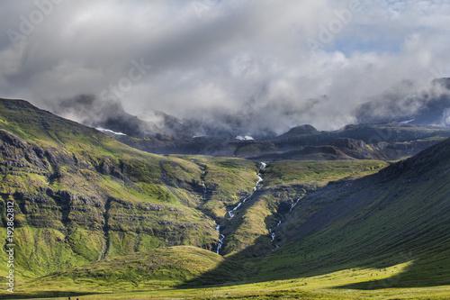 Landscape Around Olafsvik Iceland