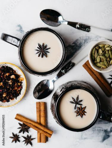 Papiers peints The Cup of hot tea