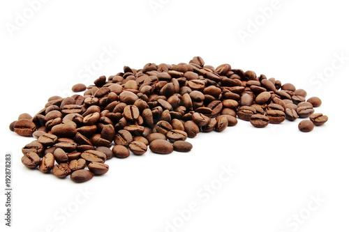 Tuinposter Koffiebonen kawa