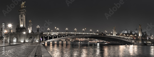 Paris - Pont Alexandre III  - 192891069
