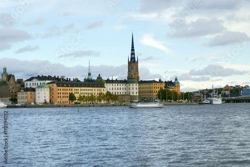Fotobehang Stockholm Stockholm - Schweden