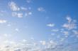 The cloud scenery was filmed in South Korea - 192908424