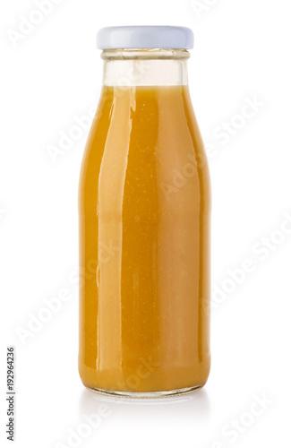 Papiers peints Jus, Sirop glass juice bottle