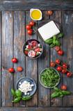 Traditional Greek Feta cheese - 192993694