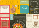 Placemat for Pizzeria - 193000804