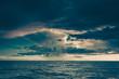 seascape sea horizon and sky. - 193002636