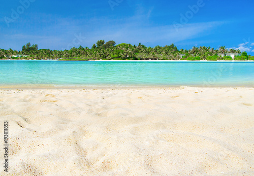 piasek plaży