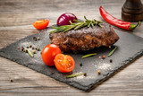 Fresh grilled meat - 193036486