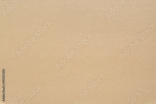 Plakat Sheet of Kraft Paper in high resolution