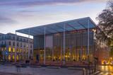 Museum of modern art in Nimes - 193042454