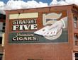 Old Colorado Building Cigar Sign
